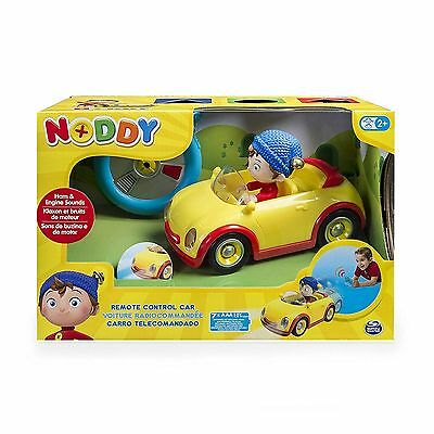 Dreamworks Noddy Remote Control Car Toy With Sound Age 2+ Years NEW TOY