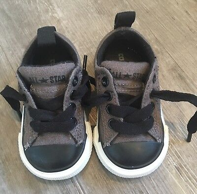 New Converse Baby Trainers - Size 3