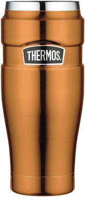 NEW Thermos SK1005CP4AUS 470ml Thermos Stainless King Travel Tumbler Copper