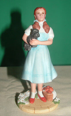 VINTAGE Avon Images of Hollywood 1985 Judy Garland/Dorothy Figurine NO Issues!