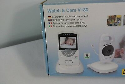 Babyphone Audioline Watch & Care V 130