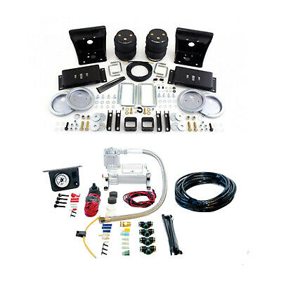 Air Lift Suspension Air Bag & Single Path Leveling Kit for Ford F-250 Super Duty