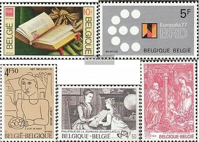 Belgium 1914,1919,1920,1921,1926 (complete.issue.) unmounted mint / never hinged