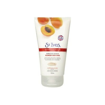 St. Ives Blemish Fighting Apricot Scrub Naturally Clear 150ml