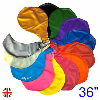 """36"""" Inches 90Cm Large Giant Latex Balloon Big Wedding Party Decoration Birthday"""