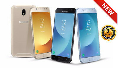 Samsung Galaxy J5 2017 Sm-J530F Ds Brand New Boxed Sealed Dual Sim 4G