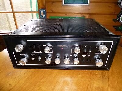Sansui AU-111 tube amplifier