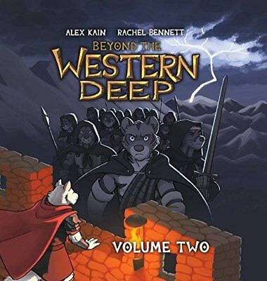 Beyond the Western Deep Volume 2 by Alex Kain New Paperback Book