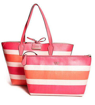 Offer $80 GUESS Bobbi Reversible Tote | Brand New, Authentic