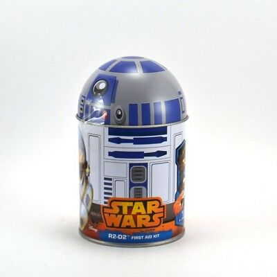 Star Wars R2-D2 First-Aid Kit 18 dressings + 3 antiseptic wipes