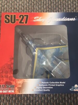 Sky Guardians Witty Wings Su-27 Ukrainian Air Force 1:72