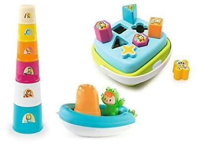 Smoby Toys - 110408 - Cotoons Coffret 1Er Age