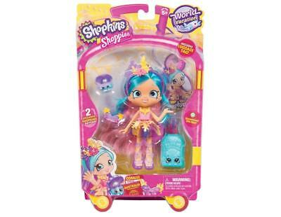 Shopkins Shoppies World Tour Themed Dolls - Coralee