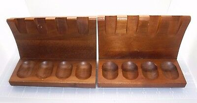 Judd's Lot of 2 Nice Used 4 Pipe Rests