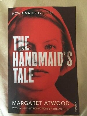 The Handmaids Tale by Margaret Atwood  - as new