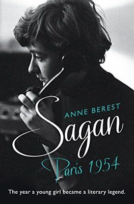 Sagan  Paris 1954 by Anne Berest New Paperback Book