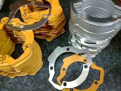 Lambretta Small Block 186 packer and gasket set for GT cranks