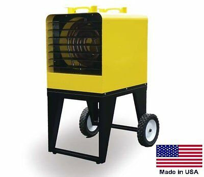 ELECTRIC HEATER Commercial/Industrial - 480V - 3 Phase - 30 kW - 102,400 BTU