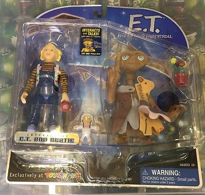 MOMC ET The Extra Terrestrial Gertie Interactive With ET in Toys ToysRUs Excl
