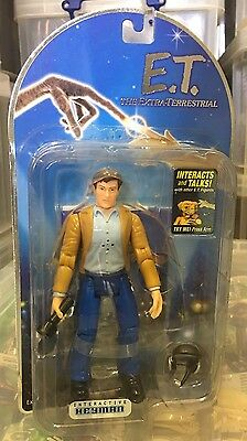 Rare MOMC 2001 NEW E.T. Extraterrestrial Toys R Us Exclusive Interactive Keyman