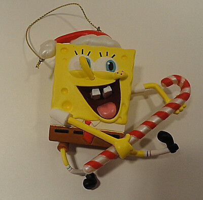 Spongebob Squarepants Ornament 2011 Viacom
