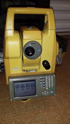 Topcon GTS 725 Total Station in good condition. Calibrated