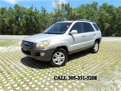 2005 Kia Sportage EX 4x4 Carfax certified One Florida owner 56k mile 2005 Kia Sportage EX 4x4 Carfax certified One Florida owner 56k mile