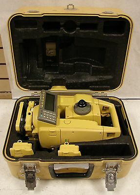 Topcon GTS-605 Surveying Total Station Only FREE SHIPPING