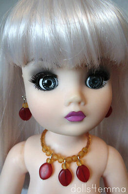 """OOAK DOLL JEWELRY * Ethnic * for 21"""" CISSY and similar sized dolls - NO DOLL"""