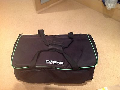 Cobra Padded Equipment Bag 480 x 266 x 254mm Only Used Once.