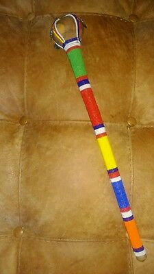 African masai warrior wooden club (Rungu)