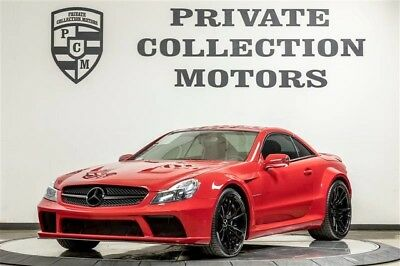2005 Mercedes-Benz SL-Class Base Convertible 2-Door Rare Cool Fast Custom One off