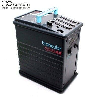 Broncolor Opus A4 Power Pack  25823