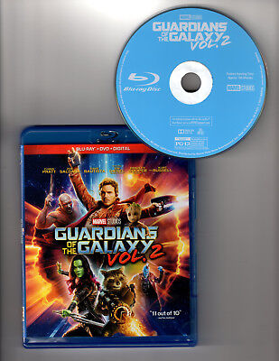 Guardians of the Galaxy Vol. 2 (Blu-ray 1 Disc)