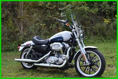 XL883L Super Low  2015 Harley-Davidson XL883L Super Low Must See With Extras