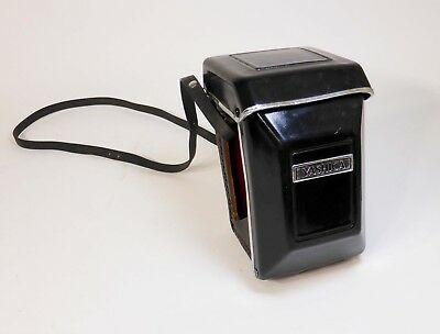 YASHICA MAT 124 TLR 6x6 Camera Leather Case - Needs Stitching Repair