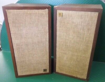 Pair Of Acoustic Research Ar 4X Speakers