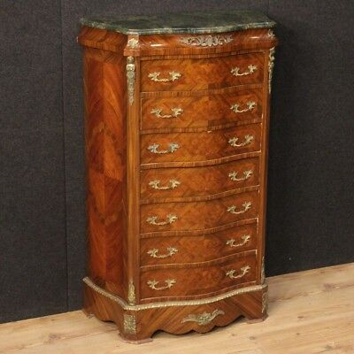 Weekly inlaid furniture dresser dresser wooden chest of drawers antique style