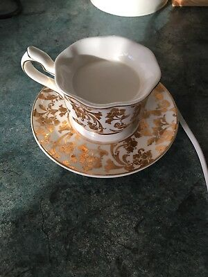 Scentsy Tea Cup Warmer Used