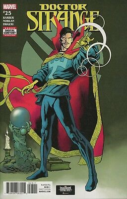 Doctor Strange #25 Marvel Comics Near Mint 9/20/17