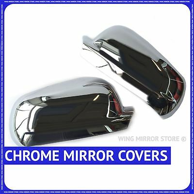 For VW Golf mk4 97-03 Chrome wing mirror cover caps