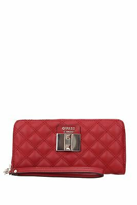 Brieftasche Guess rebel roma slg Damen - Polyurethan (VG653146)