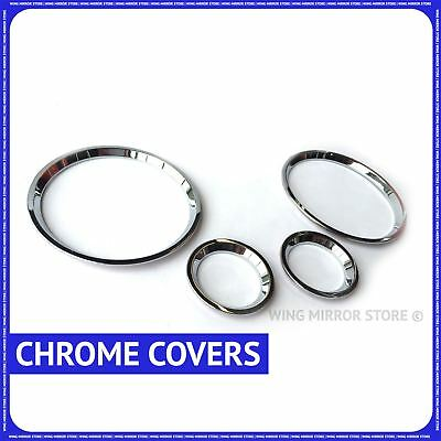 For Vauxhall Astra G / Zafira A 1998-2005 Chrome central dashboard cover