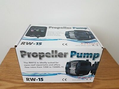 jebao RW-15 pump wave maker