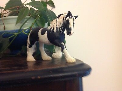 Schleich plastic Horse, Draft Horse, 2003, excellent condition!