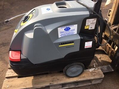 Karcher Hds 6/10C Hd Professional 110V Hot Pressure Washer 2016 Model 6/10 C