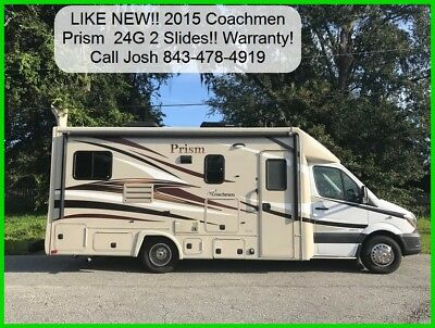 2015 Coachmen Prism 24G Used