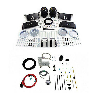 Air Lift Control Air Spring & Single Compressor Kit for Ram 3500/1500/2500 4WD
