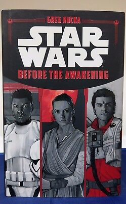 STAR WARS: Before the Awakening - 1st / First Edition Hardcover