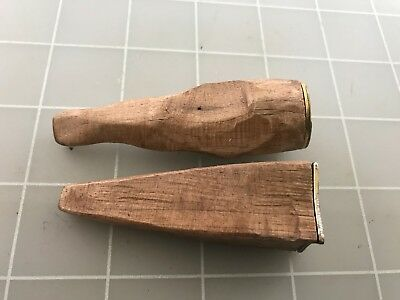 Judd's Lot of 2 Nice Unique Pipe Tampers
